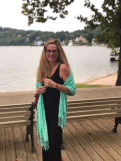 Inspirational Woman: September 2018, Heather